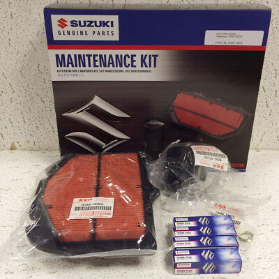 Suzuki Genuine Service Maintenance Kit - GSX1300R Hayabusa (2008-2016) K8-L6