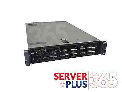 High-End Virtualization Server 12-Core 2.93 GHz, 144GB, 12TB Dell PowerEdge R710