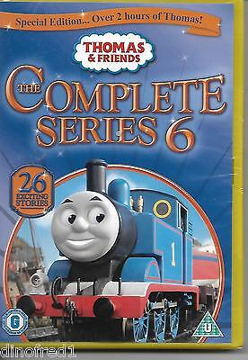 Thomas And Friends - Series 6 - Complete (DVD, 2012)  NEW SEALED
