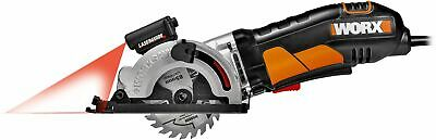 Worx WX426 Mini Circular WorxSaw - 400W. From the Official Argos Shop on ebay