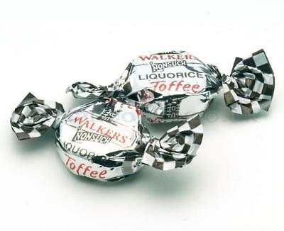 * Walkers Nonsuch Liquorice Toffees Wholesale Pick n Mix RETRO SWEETS & CANDY