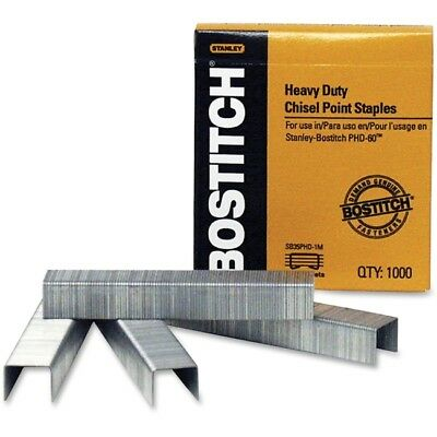 Bostitch PHD-60 Stapler Heavy Duty Premium Staples SB35PHD-1M