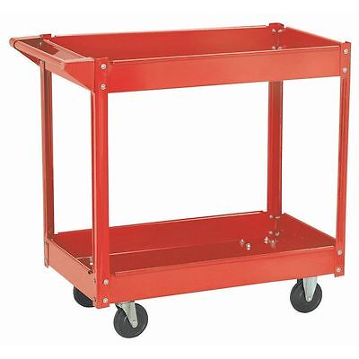 220 lb. Heavy Duty Rolling Utility Cart Tools & Equipment For Garage or Shop