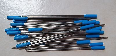 5 CROSS Type Ballpoint Pen Refills - BLUE