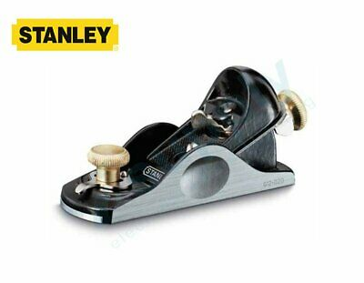Stanley Block Plane Fully Adjustable 9-1/2 (12-020)