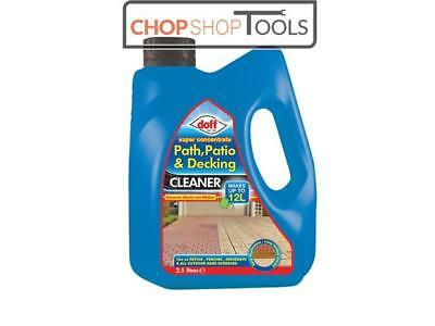 DOFF DOFNAB50 Super Strength Path Patio & Decking Cleaner Concentrate 2.5 Litre