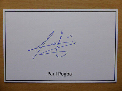 Hand Signed Football Index Cards *****P***** Page 2