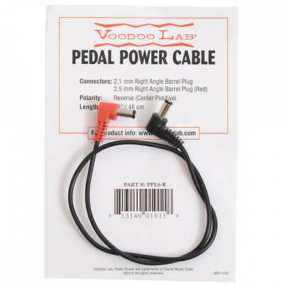 Voodoo Labs Power Cable PPL6-R