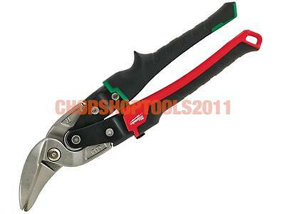 Milwaukee MIL48224022 Offset Metal Snips Right Cut 250mm (10in)