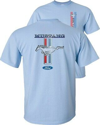 Ford Mustang Racing Stripe T-Shirt
