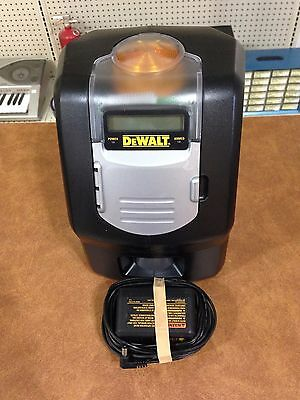 Dewalt Sitelock DS100 Jobsite Security Portable Alarm System Base Unit