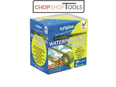 Sylglas SYLWT50 Original Waterproofing Tape 50mm x 4m