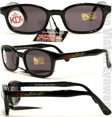8633f569bc2 KD s Samcro Flame Smoke Sunglasses KD Motorcycle Sons of Anarchy W Pouch  3010