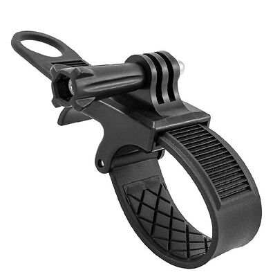 GP234: ARKON Bike or Motorcycle Handlebar Strap Mount for GoPro 1 2 3 4 Session