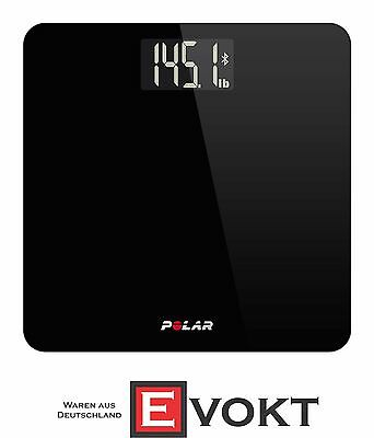 Polar Balance Connected Smart Scale 180 kg Capacity WiFi Bluetooth GENUINE NEW