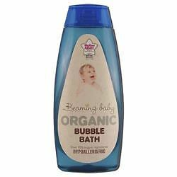 Beaming Baby Org Bubble Bath 250 ML