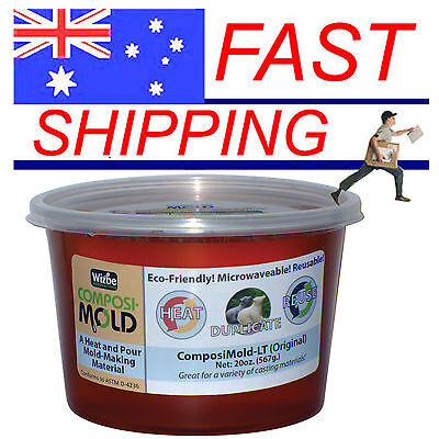 ComposiMold LT Microwavable Mould Making Material 20oz