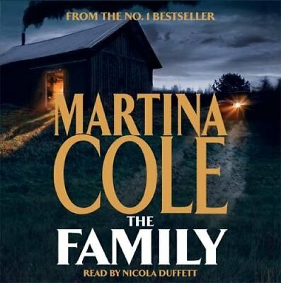 The Family by Martina Cole (CD-Audio, 2010)