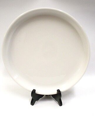 Crate u0026 Barrel Dinner Plate Culinary Arts White Stacking Porcelain 10.5   sc 1 st  PicClick & CRATE u0026 Barrel Dinner Plate Culinary Arts White Stacking Porcelain ...