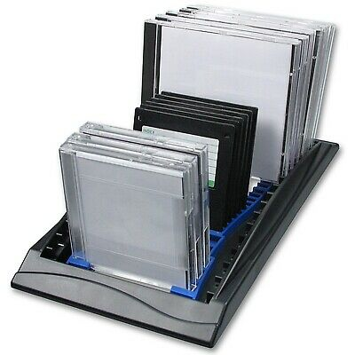 "Speedlink Combo Rack CD DVD ZIP MO 3,5"" Diskette CD-Regal CD-Rack Ständer PC EDV"