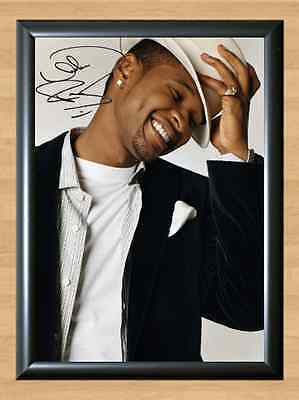 USHER Confessions Signed Autographed A4 Print Photo Poster cd dvd ticket shirt
