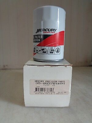 Mercury 35-883701Ko1 Oil Filter