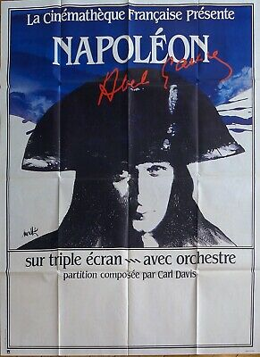Abel Gance's Napoleon - Cinematheque / French Revolution - Large Movie Poster