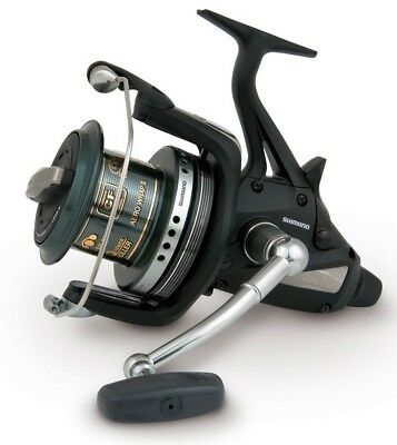 Shimano MEDIUM BAITRUNNER XT-A LC Freilaufrolle Karpfenrolle
