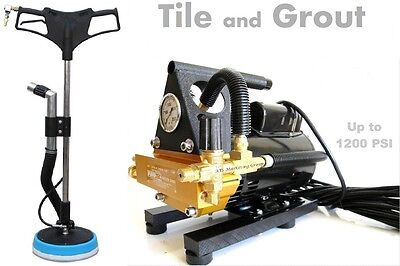 Carpet Cleaning - Tile and Grout Pump, Mytee Spinner PACK
