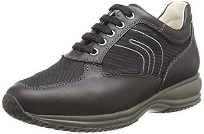 Geox U Happy G Sneakers da Uomo Nero Black 43.5 y5S