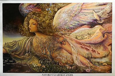 NATURE'S GUARDIAN ANGEL POSTER (61x91cm) JO WALL NEW LICENSED ART