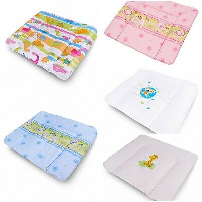 LUXURY BABY CHANGING MAT 80x70 cm XXL LARGE WATERPROOF FOR BOY / GIRL