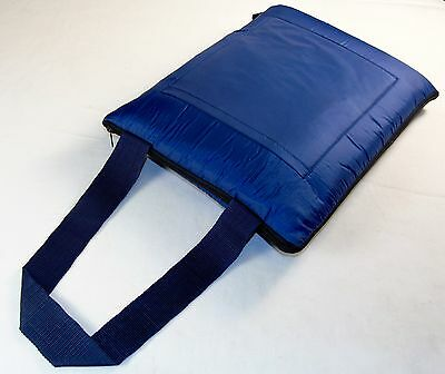 4-in-1 Blanket/Poncho/Cushion/Pillow ~ For Picnics, Sitting, Travel, Emergency