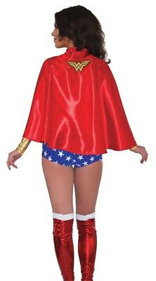 Wonder Woman ADULT Womens Cape Costume Accessory NEW
