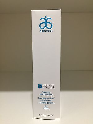 Arbonne FC5 Exfoliating New Cell Scrub (Will Combine Post)