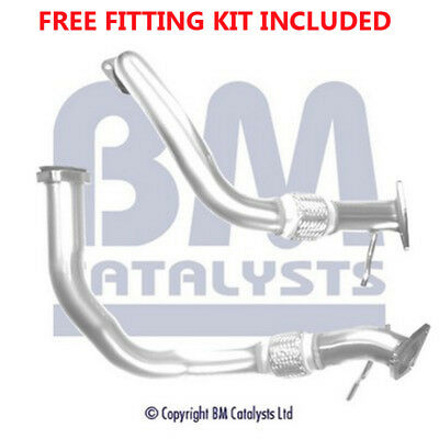 Fit with LAND ROVER FREELANDER Exhaust Fr Down Pipe 70538 2.0 (Fitting Kit Inclu