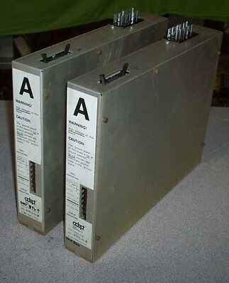 Qty. 2  Adept Technology A  10300-15200  Control Module Amplifiers