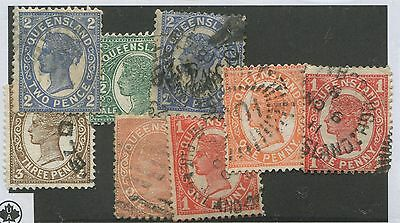 Queensland (Early) Used Collection Remainder