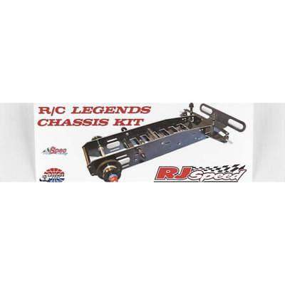 NEW RJ Speed R/C Legends Chassis Kit 2012