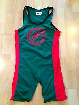 San Diego Mercury Track and Field Running Singlet, Size Youth Large