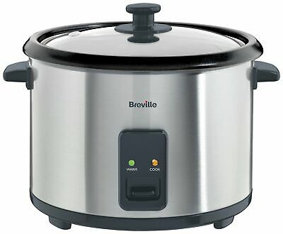Breville ITP181 1.8L Rice Cooker and Steamer - Silver 700W -From Argos on ebay