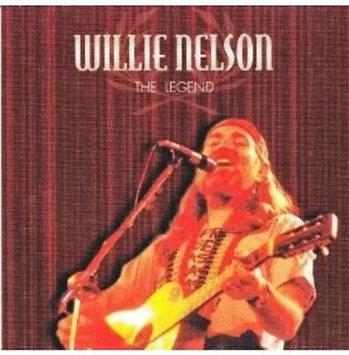 Willie Nelson - The Legend - CD Greatest Hits Best Of