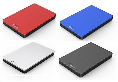 Sonnics 250GB 2.5 inch External USB Hard Drive for Windows PC & Apple Mac New