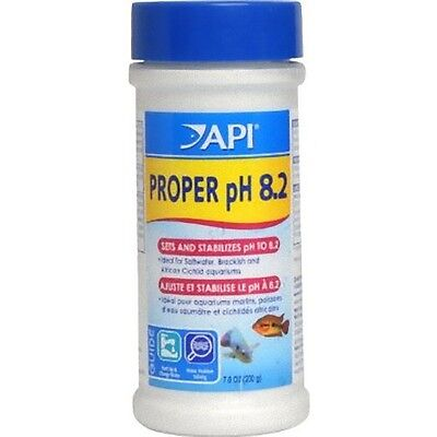 API Proper PH 8.2 160g Aquarium Buffer Malawi African Cichlid Tropical Fish