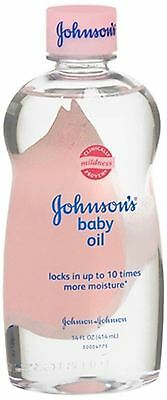 JOHNSON'S Baby Oil 14 oz