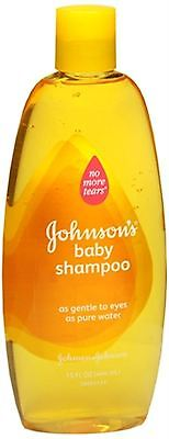 JOHNSON'S Baby Shampoo 15 oz (Pack of 2)