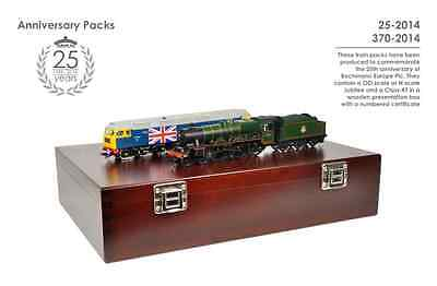 Graham Farish 370-2014 N Scale Silver Anniversary Set 2014 N Gauge