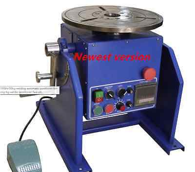 100bls 50kg welding automatic positioner for mig /tig welder positioner fast