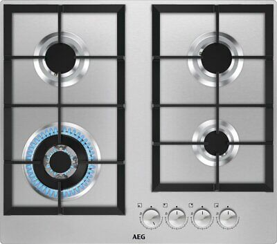 SIEMENS EH611BA18E Biult-in Induction Hob New Black Glass Touch Control 4 Zones