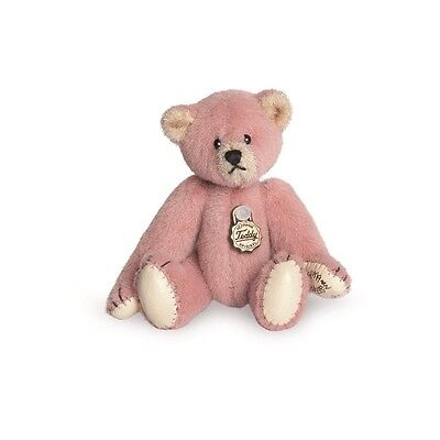 Teddy Hermann fully jointed collectable miniature teddy bear in gift box 15413 6